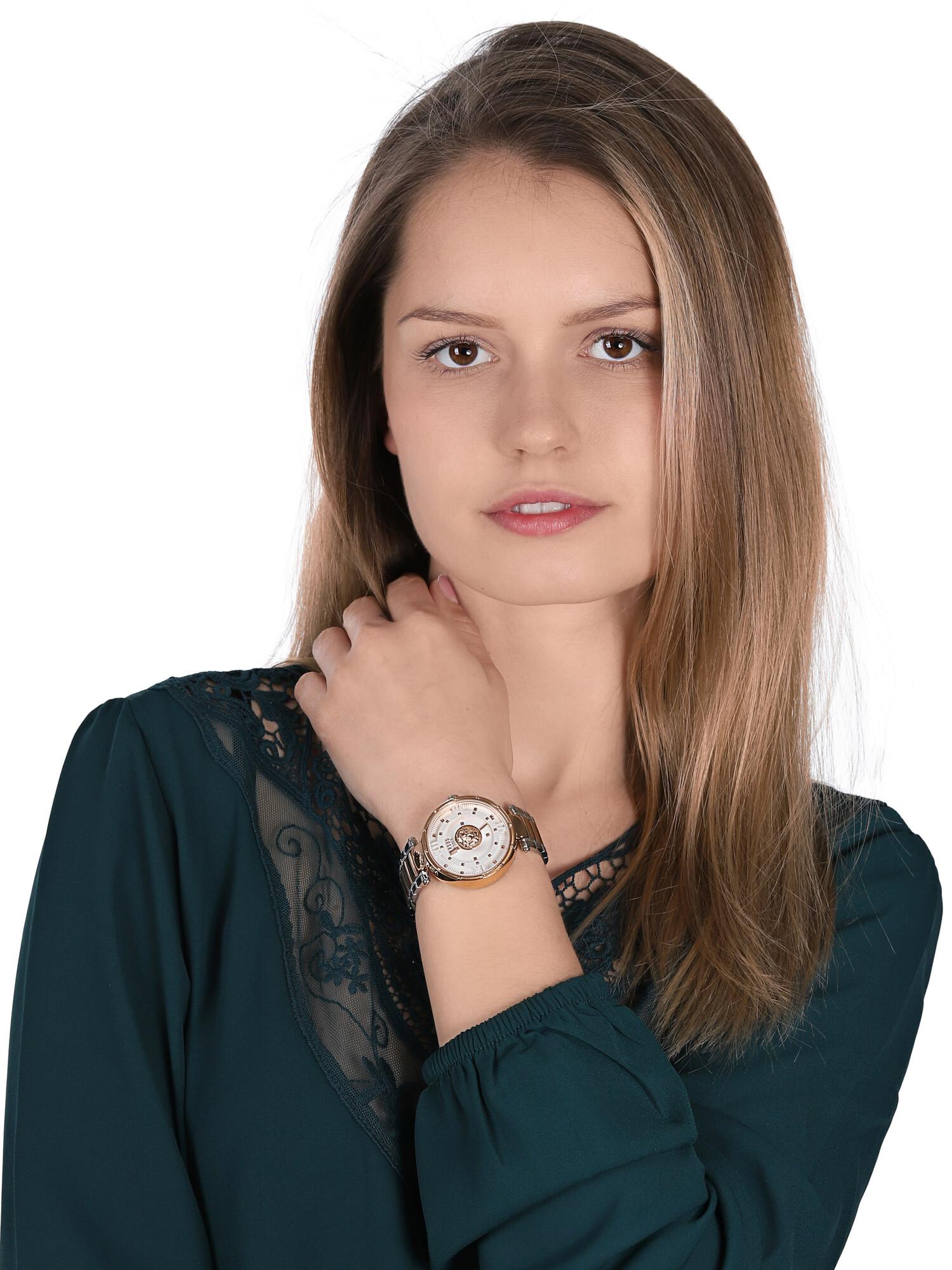 Versus Versace VSPHH0820 MOSCOVA zegarek klasyczny Damskie