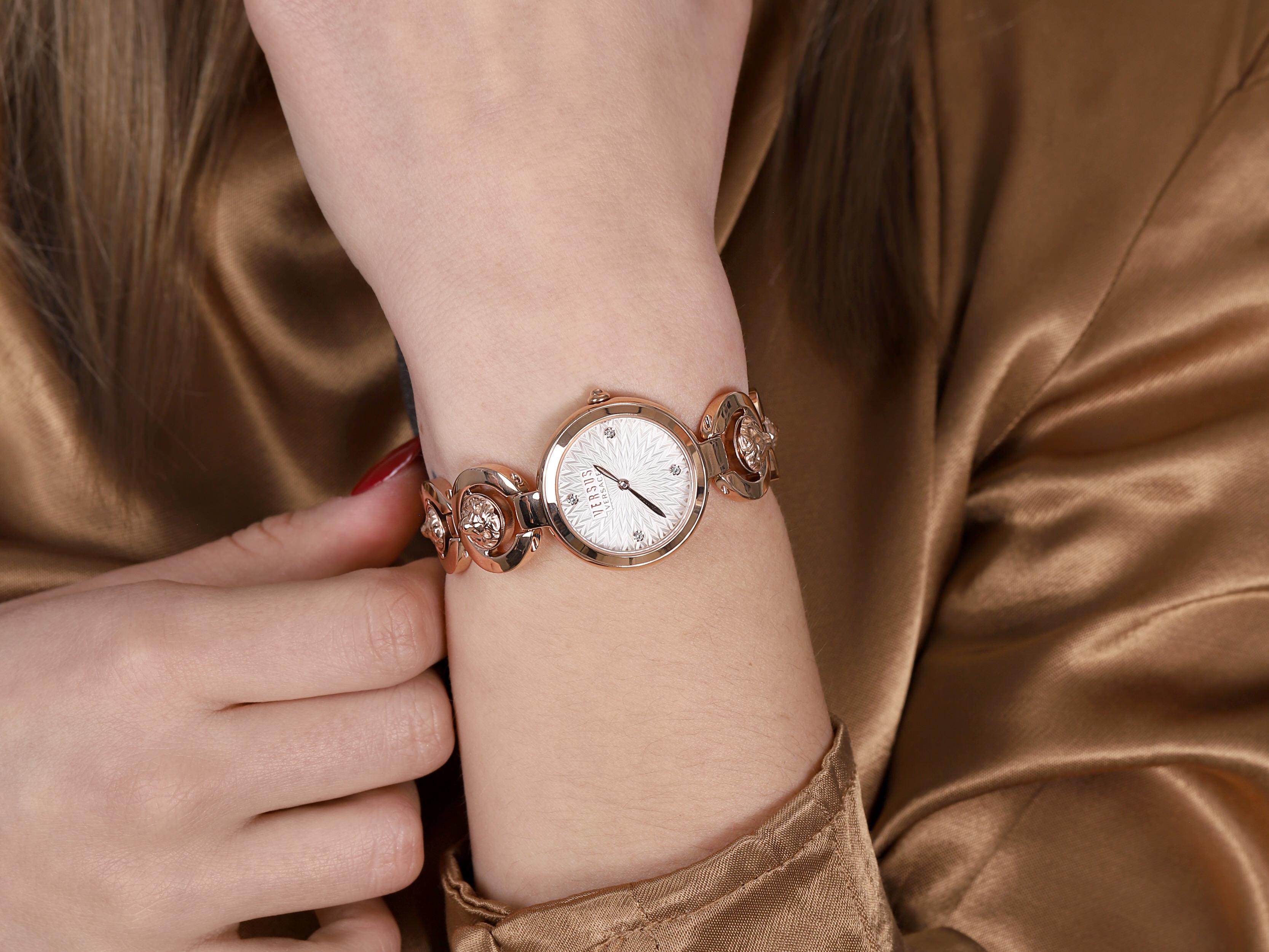 Versus Versace VSPHL0420 VERSUS MONTE STELLA zegarek klasyczny Damskie