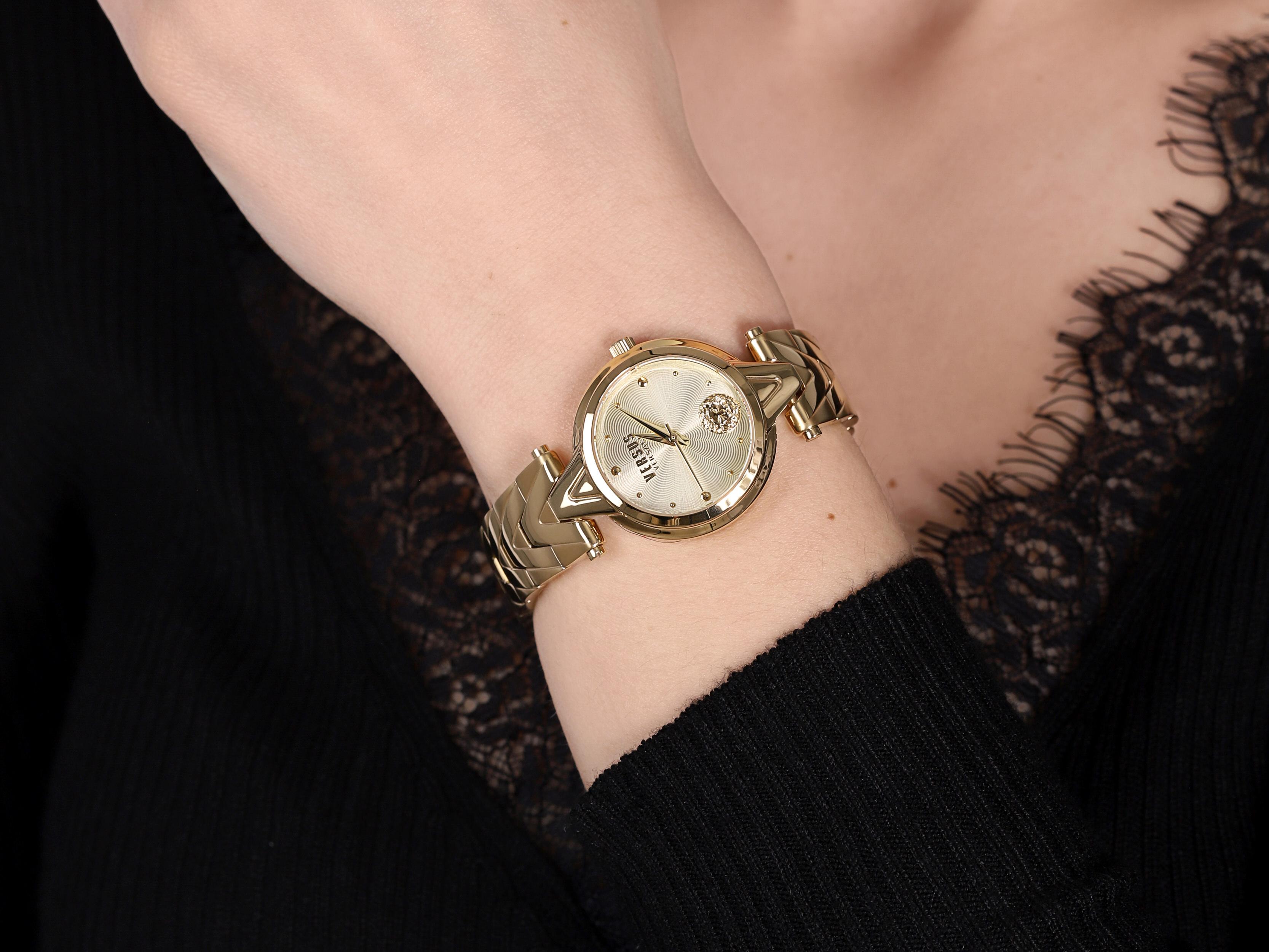 Versus Versace VSPVN0820 FORLANINI zegarek klasyczny Damskie