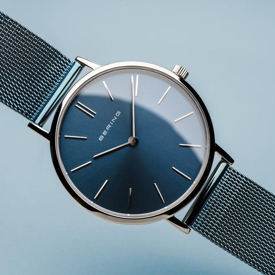 Bering 14134-308 damski zegarek Classic bransoleta