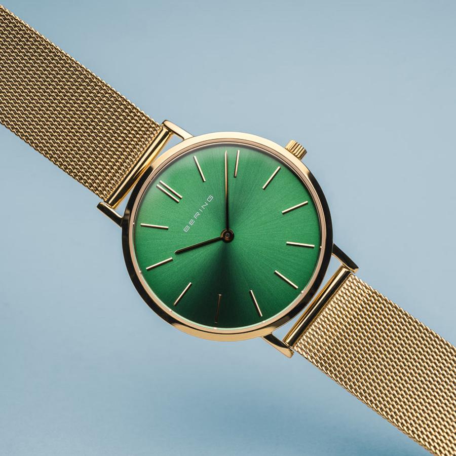 zegarek Bering 14134-338 kwarcowy damski Classic