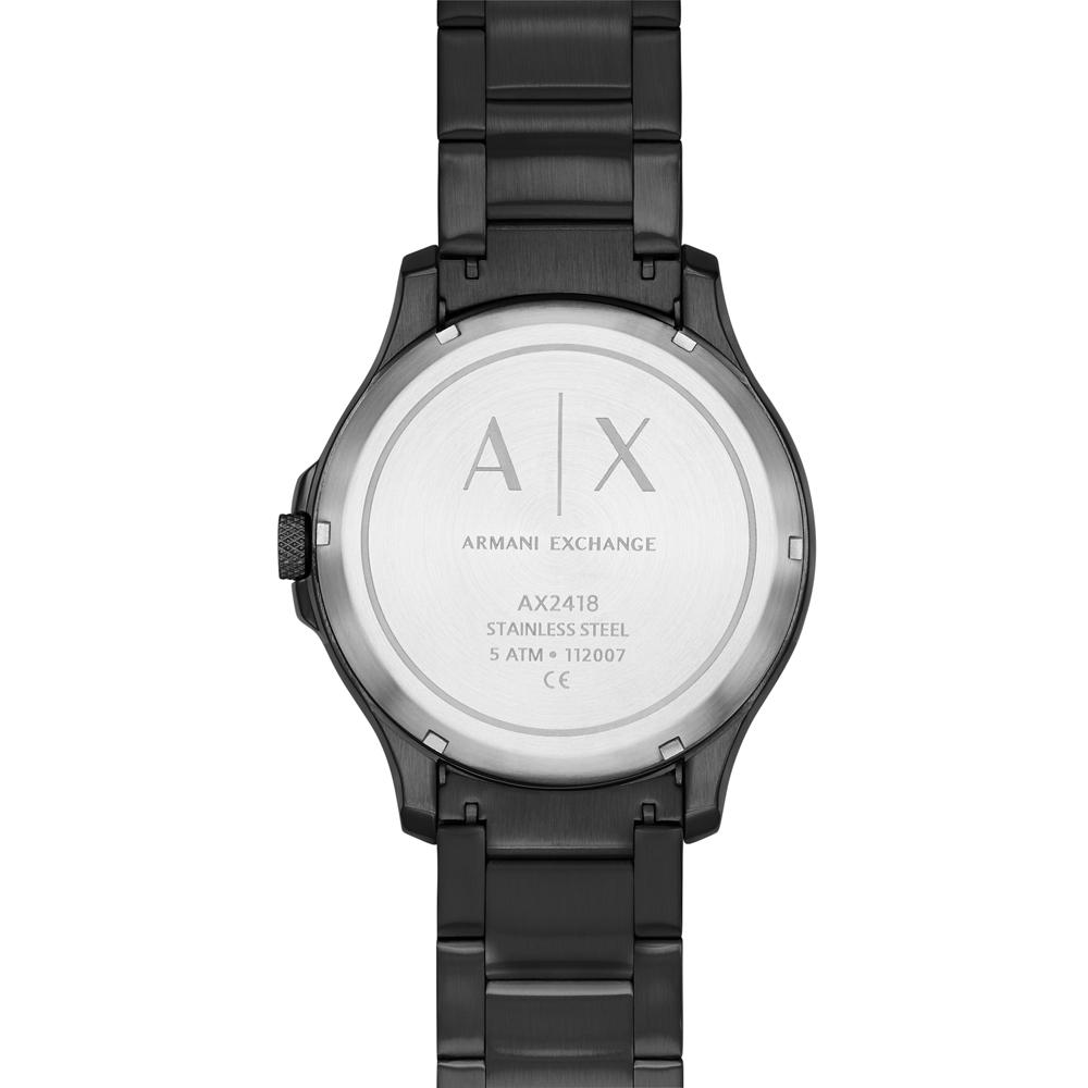 Armani Exchange AX2418 męski zegarek Fashion bransoleta