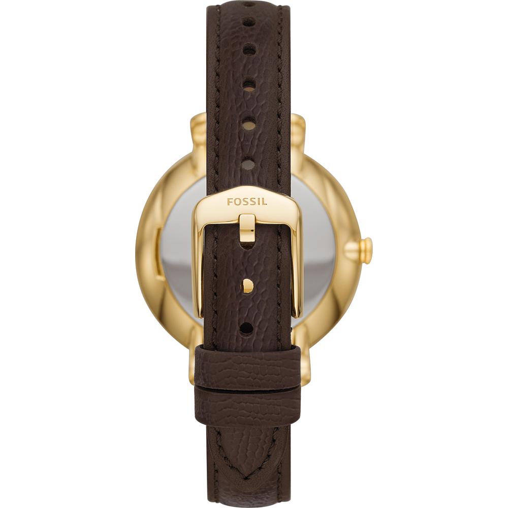 Fossil ES4969 damski zegarek Jacqueline pasek
