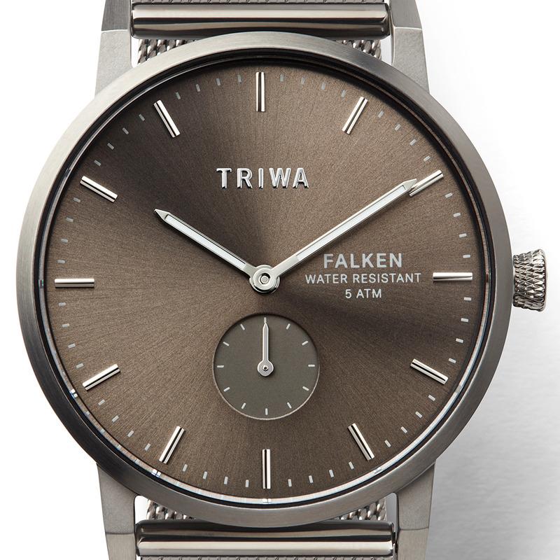 Triwa FAST125-ME023412 zegarek męski Falken