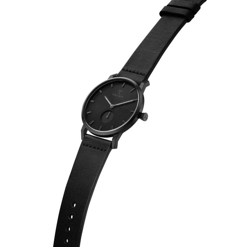 Triwa FAST115-CL110101 męski zegarek Falken pasek