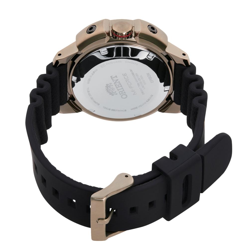 Orient RA-AC0L05G00B męski zegarek Sports pasek