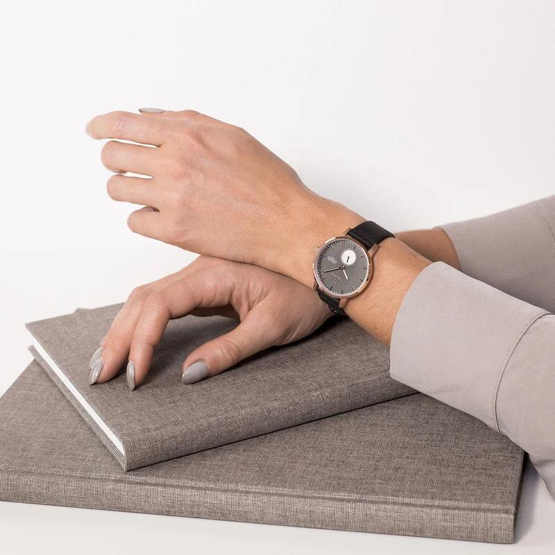 zegarek Triwa SVST101-SS010114 różowe złoto Svalan