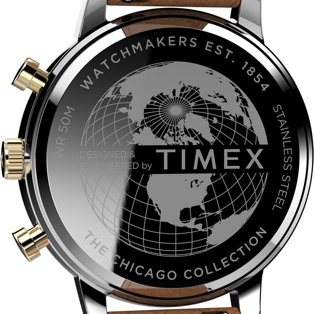 Timex TW2U39000 zegarek męski Chicago