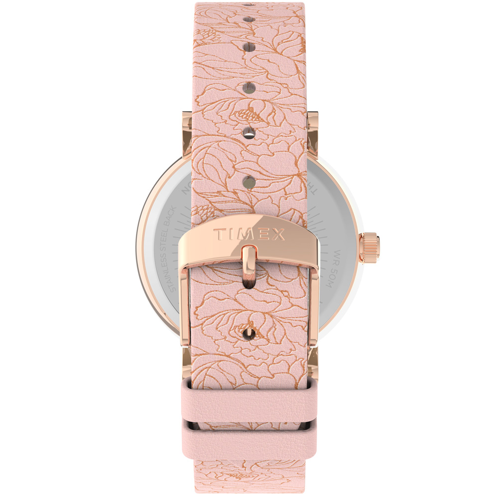 zegarek Timex TW2U40500 kwarcowy damski Fairfield Fairfield Floral 37mm