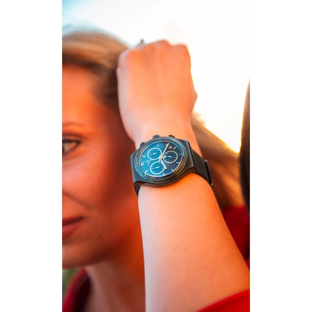 zegarek Swatch YVB408 damski z tachometr Irony