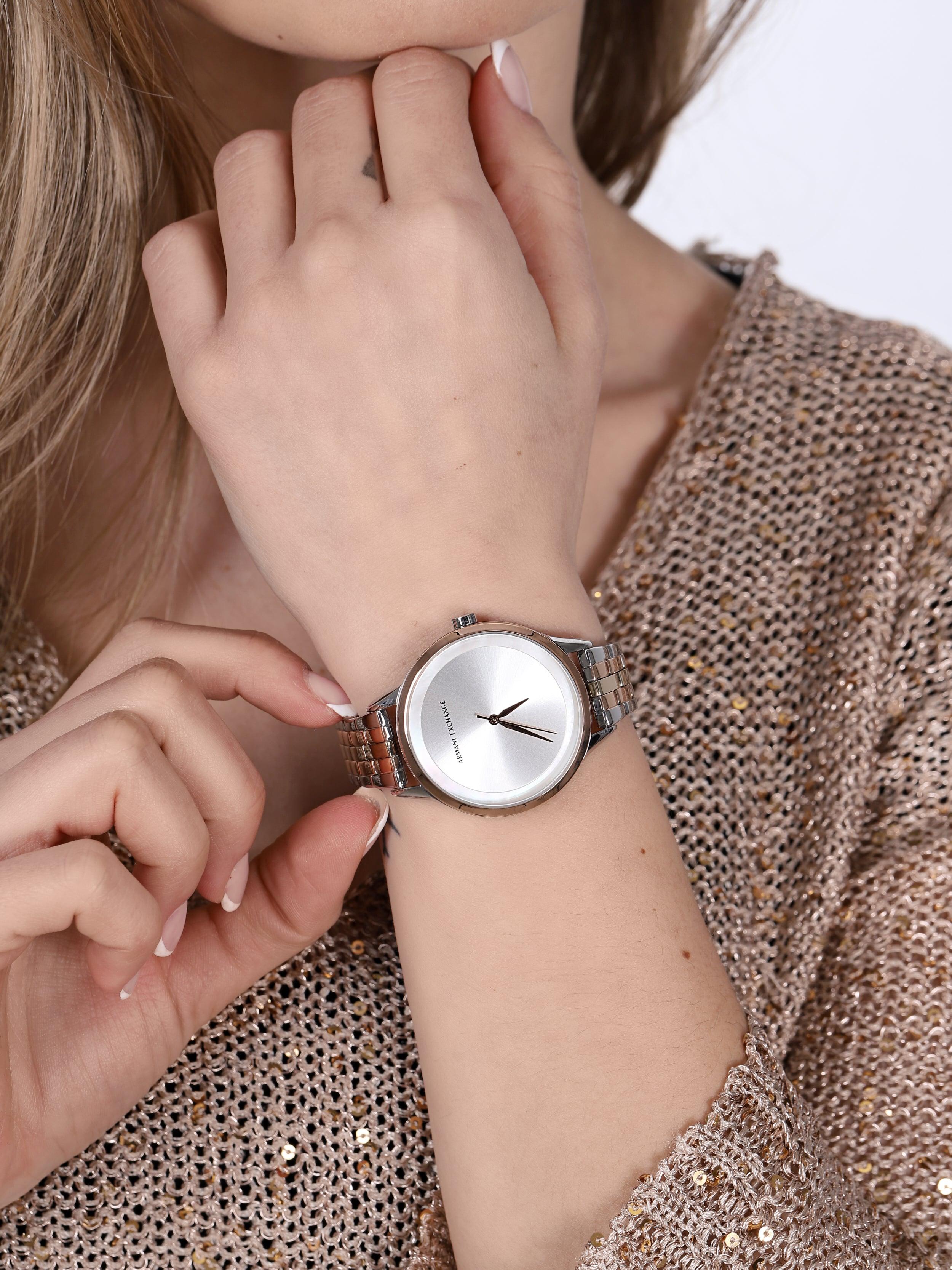 zegarek Armani Exchange AX5615 kwarcowy damski Fashion HARPER