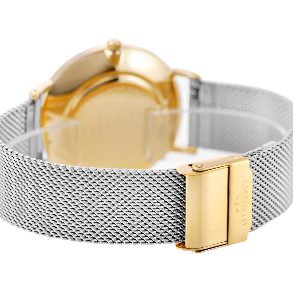 Bisset BSBF33GIVX03BX damski zegarek Klasyczne bransoleta