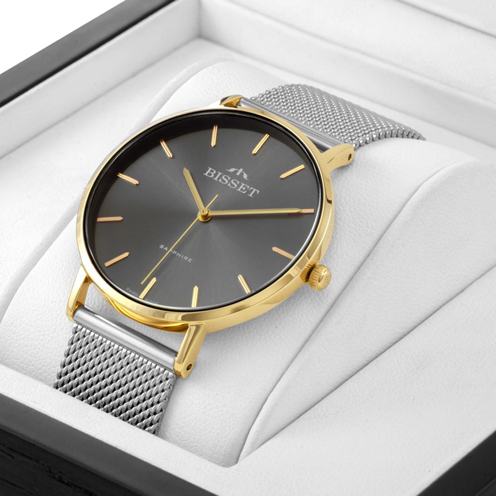 Bisset BSBF33GIVX03BX zegarek klasyczny Klasyczne