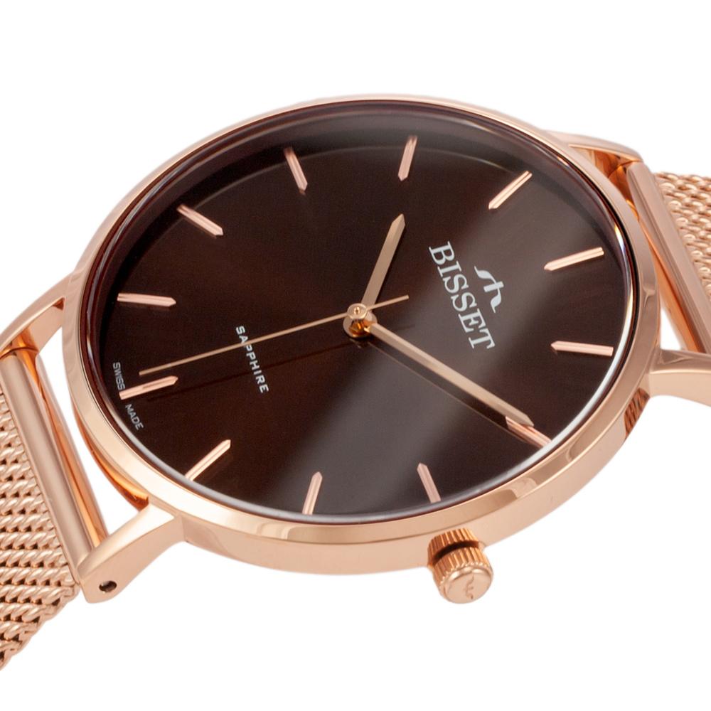 Bisset BSBF33RIYX03BX zegarek damski Klasyczne