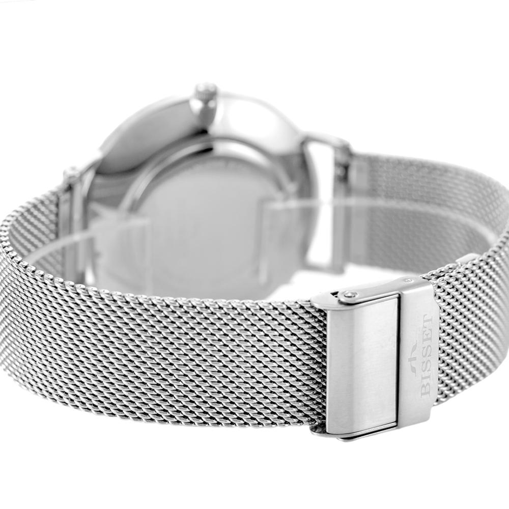 Bisset BSBF33SIBX03BX damski zegarek Klasyczne bransoleta