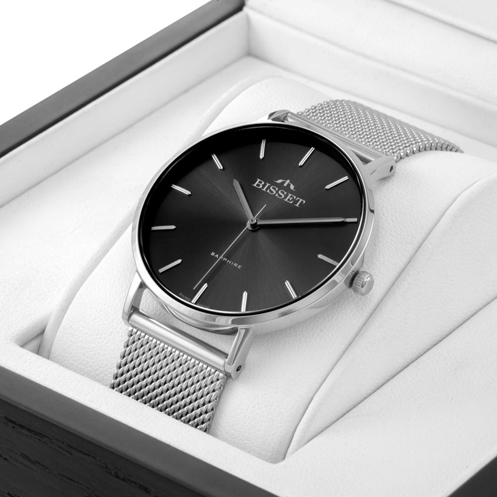 Bisset BSBF33SIBX03BX zegarek klasyczny Klasyczne