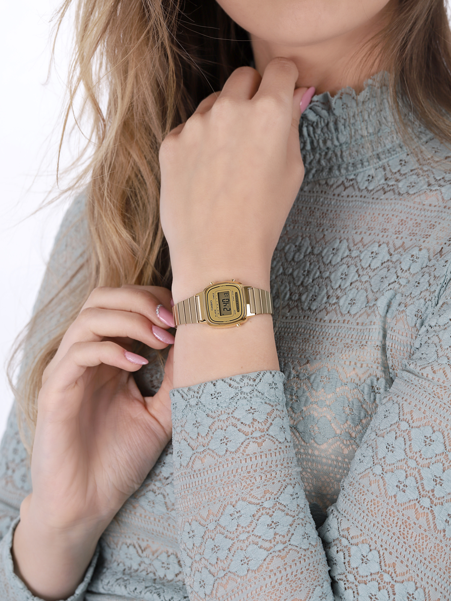 zegarek Casio Vintage LA670WEGA-9EF kwarcowy damski VINTAGE Mini