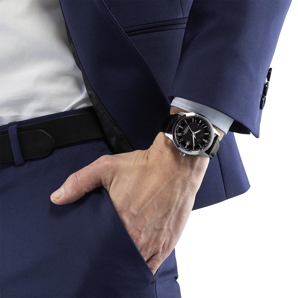 Citizen CB0190-17E zegarek klasyczny Radio Controlled