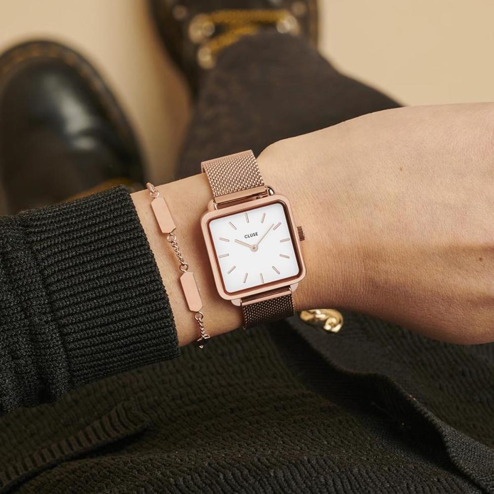 zegarek Cluse CG10314 kwarcowy damski La Tetragone