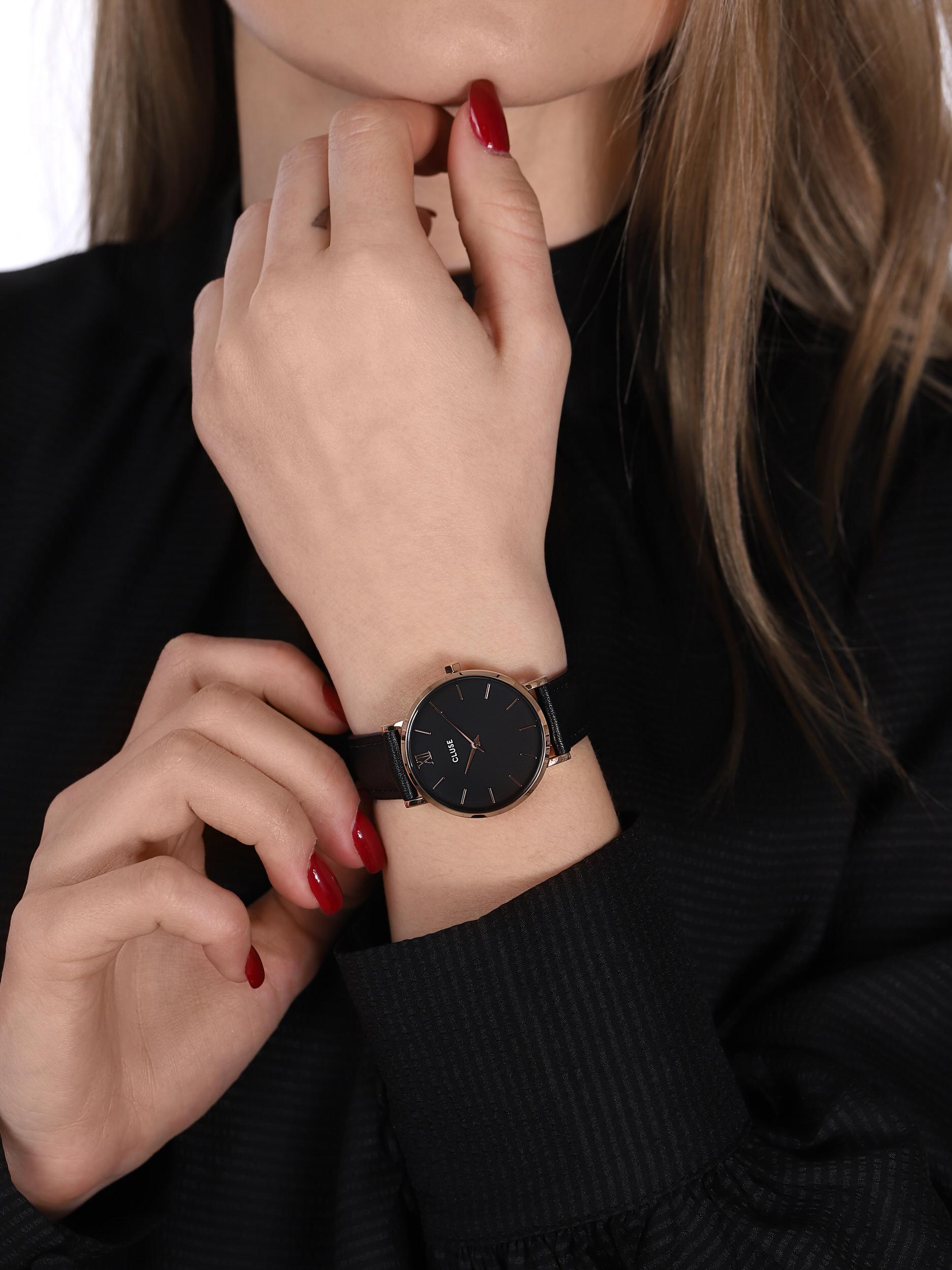 zegarek Cluse CW0101203013 kwarcowy Minuit