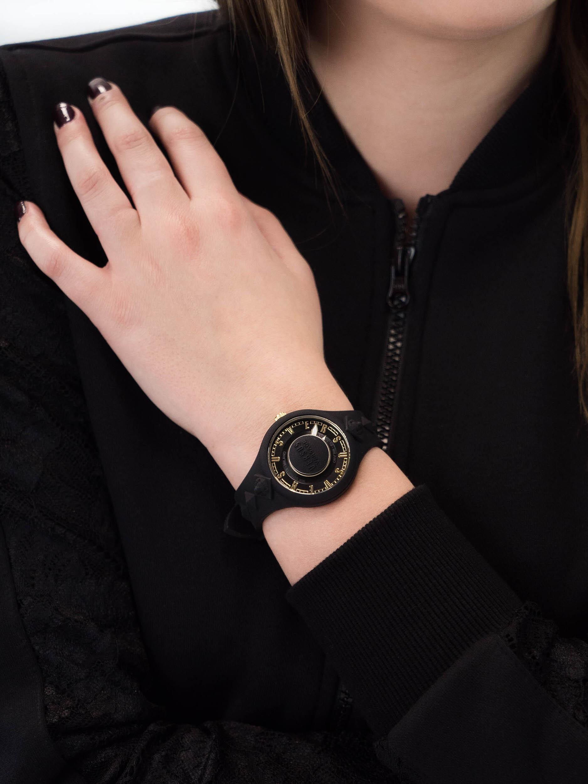 Versus Versace VSP1R0319 damski zegarek Damskie pasek