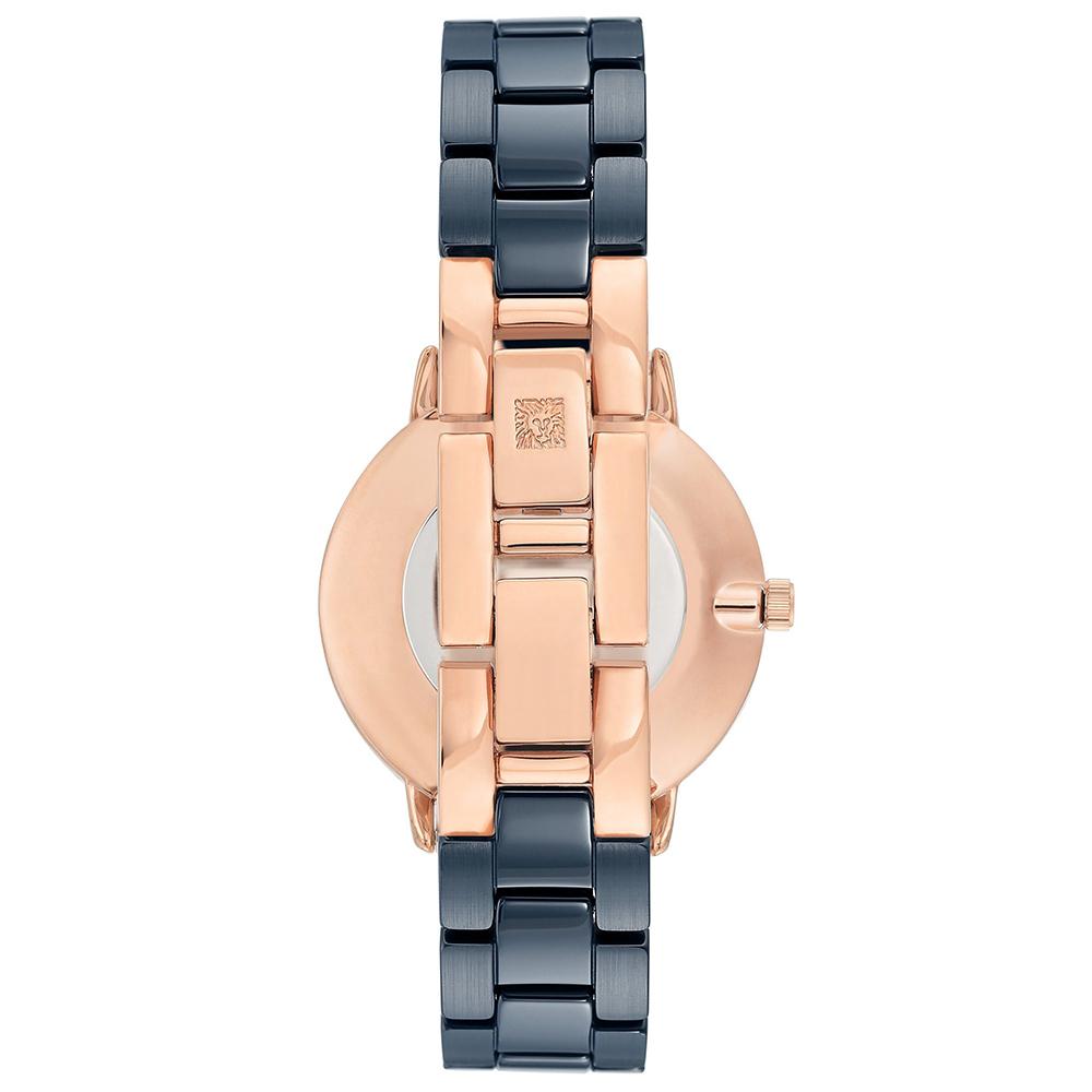 Anne Klein AK-3718NVRG damski zegarek Bransoleta bransoleta