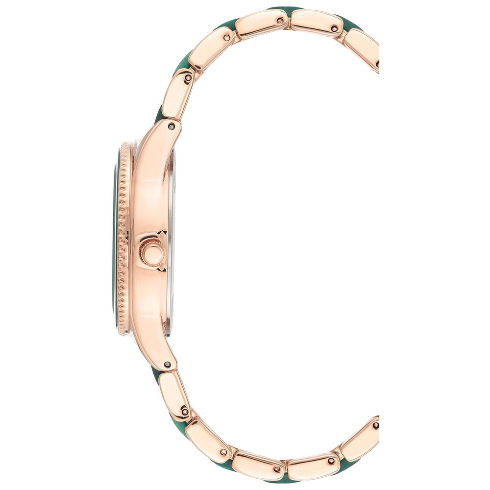 Anne Klein AK-3770GNRG zegarek damski Bransoleta
