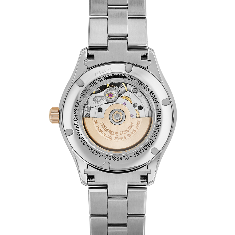 zegarek Frederique Constant FC-303LGD3BD2B automatyczny damski Ladies Automatic LADIES AUTOMATIC