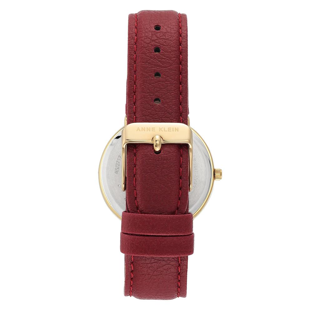 Anne Klein AK-3712MPRD damski zegarek Pasek pasek