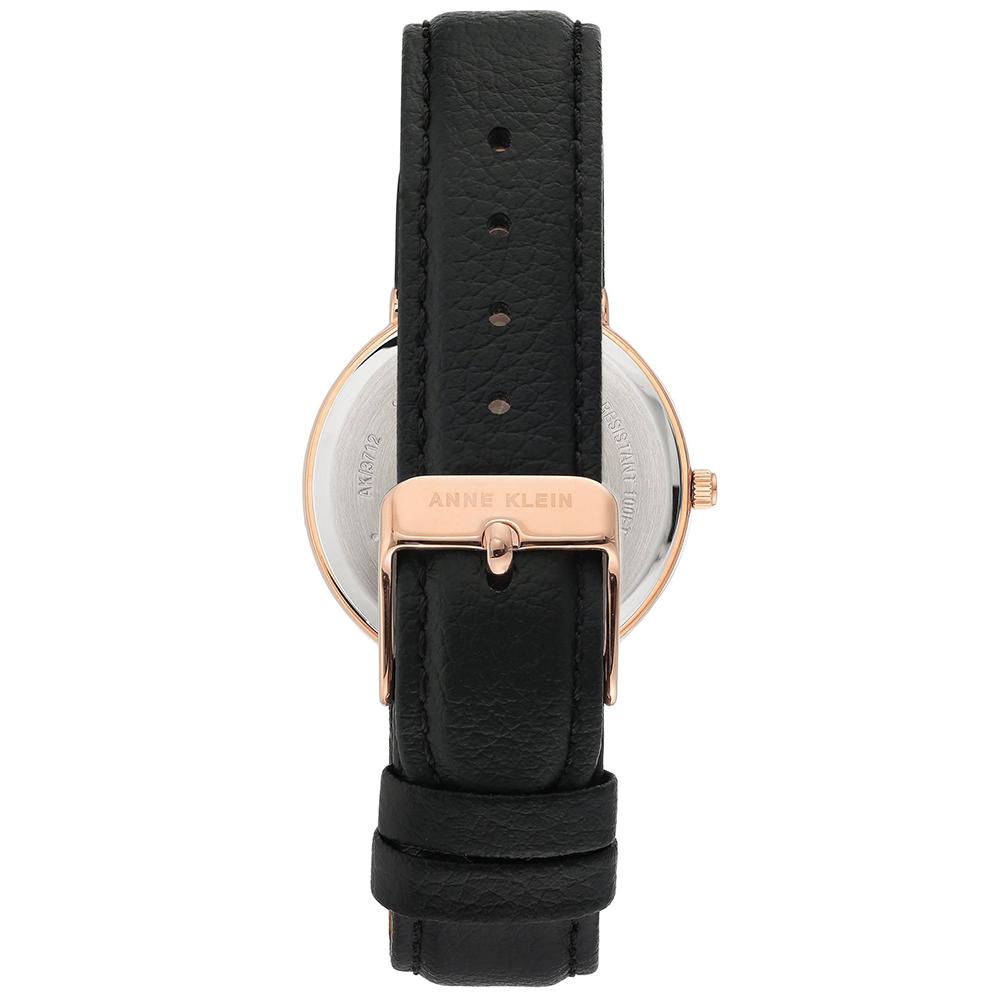 Anne Klein AK-3712RGBK damski zegarek Pasek pasek