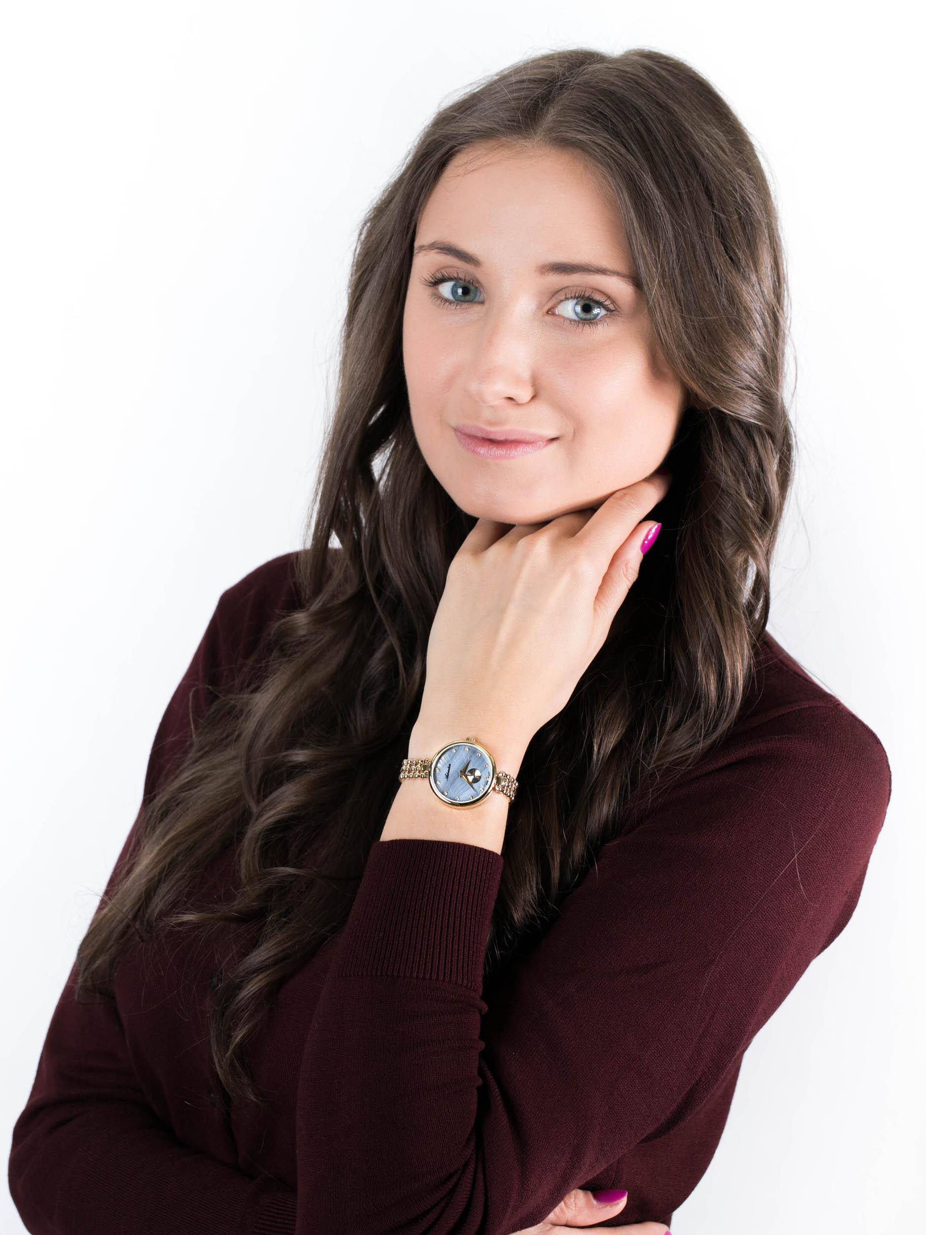 Adriatica A3727.114ZQ zegarek damski Bransoleta