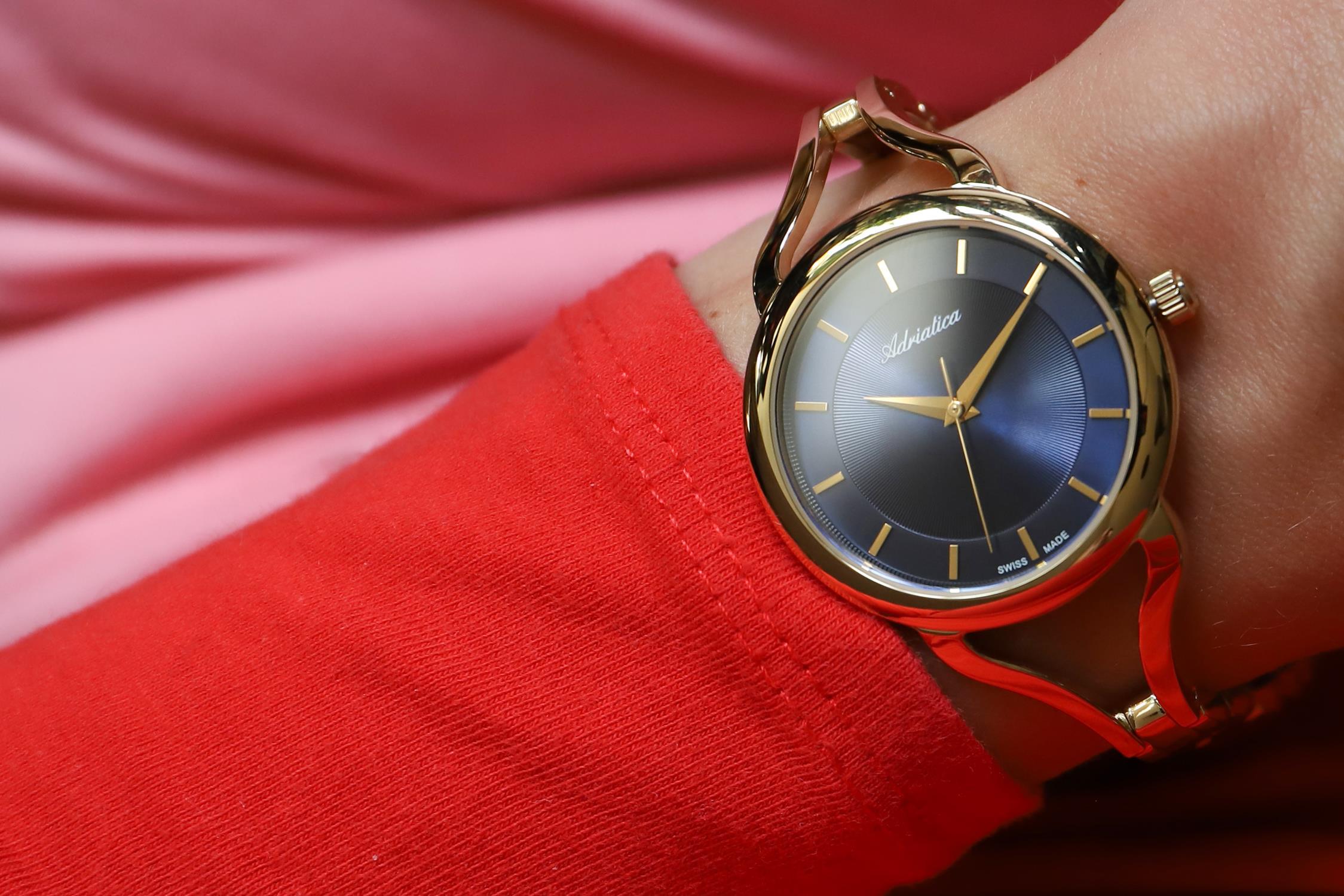 Adriatica A3796.1115Q damski zegarek Bransoleta bransoleta