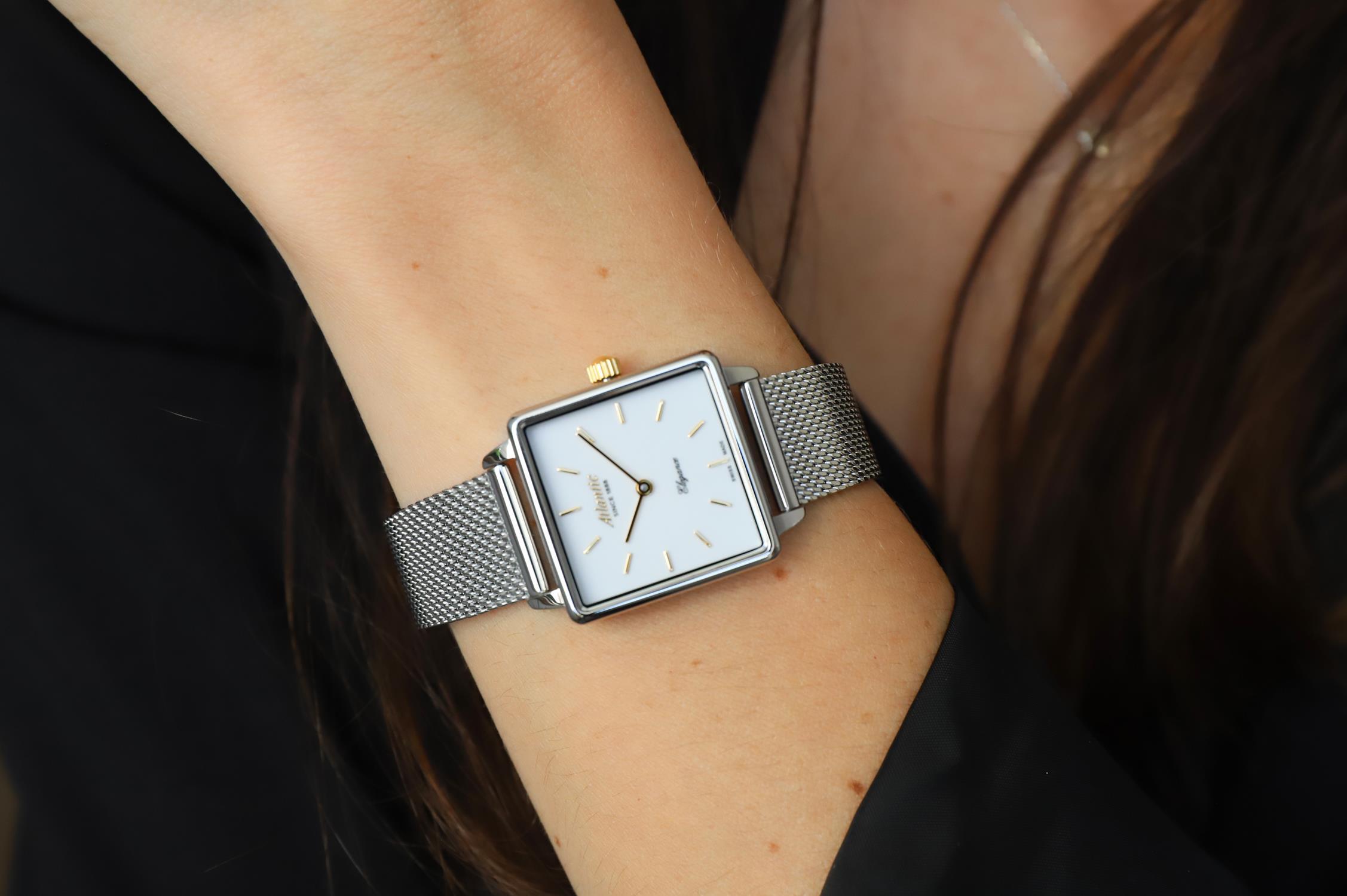 zegarek Atlantic 29041.41.11GMB kwarcowy damski Elegance