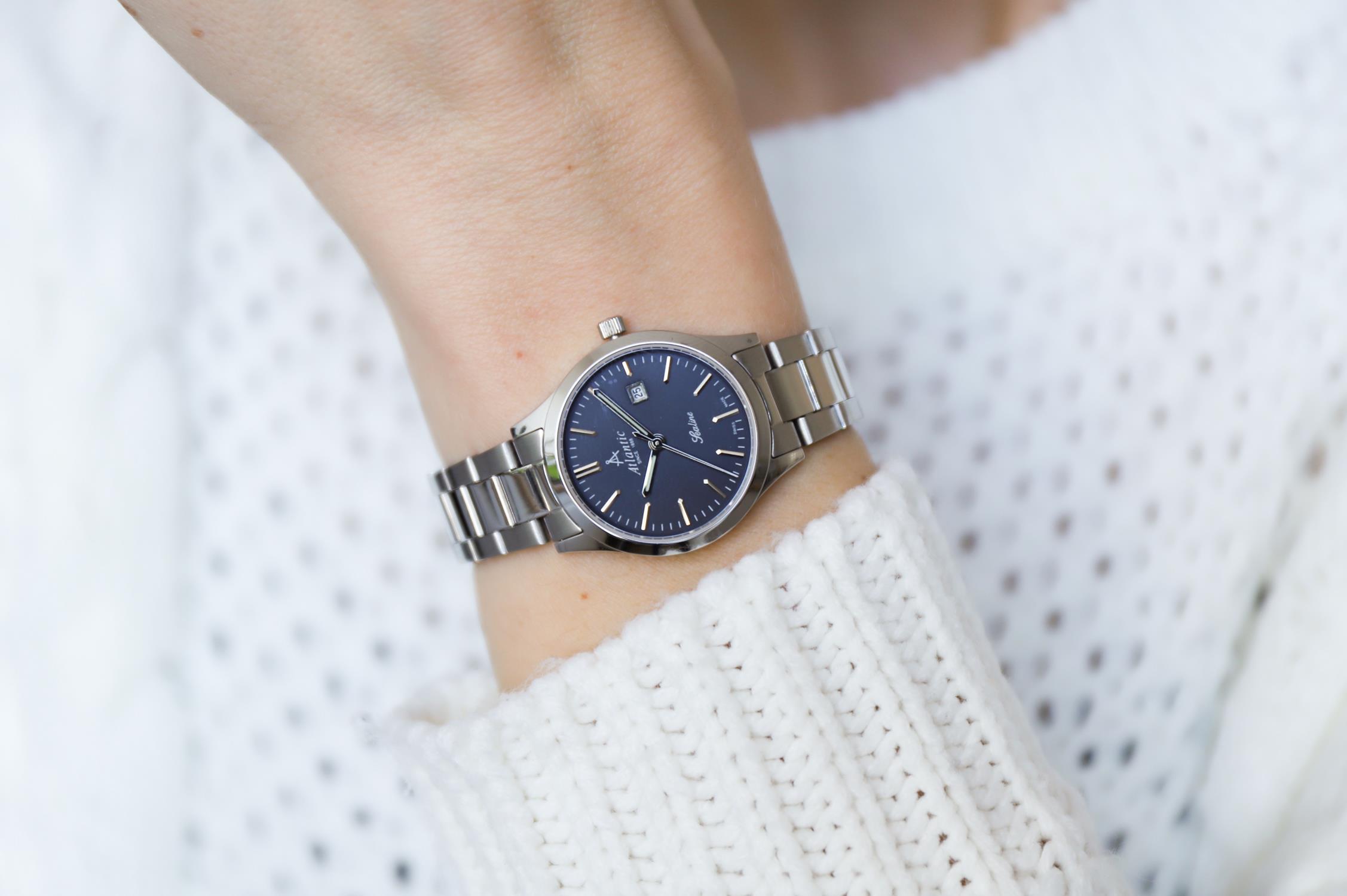 Atlantic 22346.41.61 zegarek klasyczny Sealine