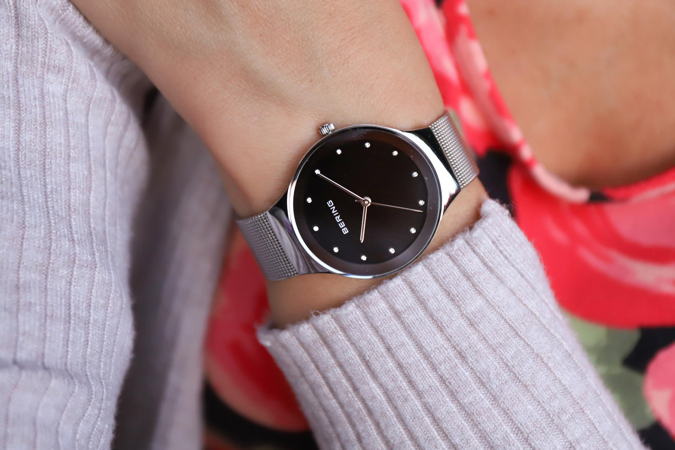 Bering 12934-002 zegarek damski Classic