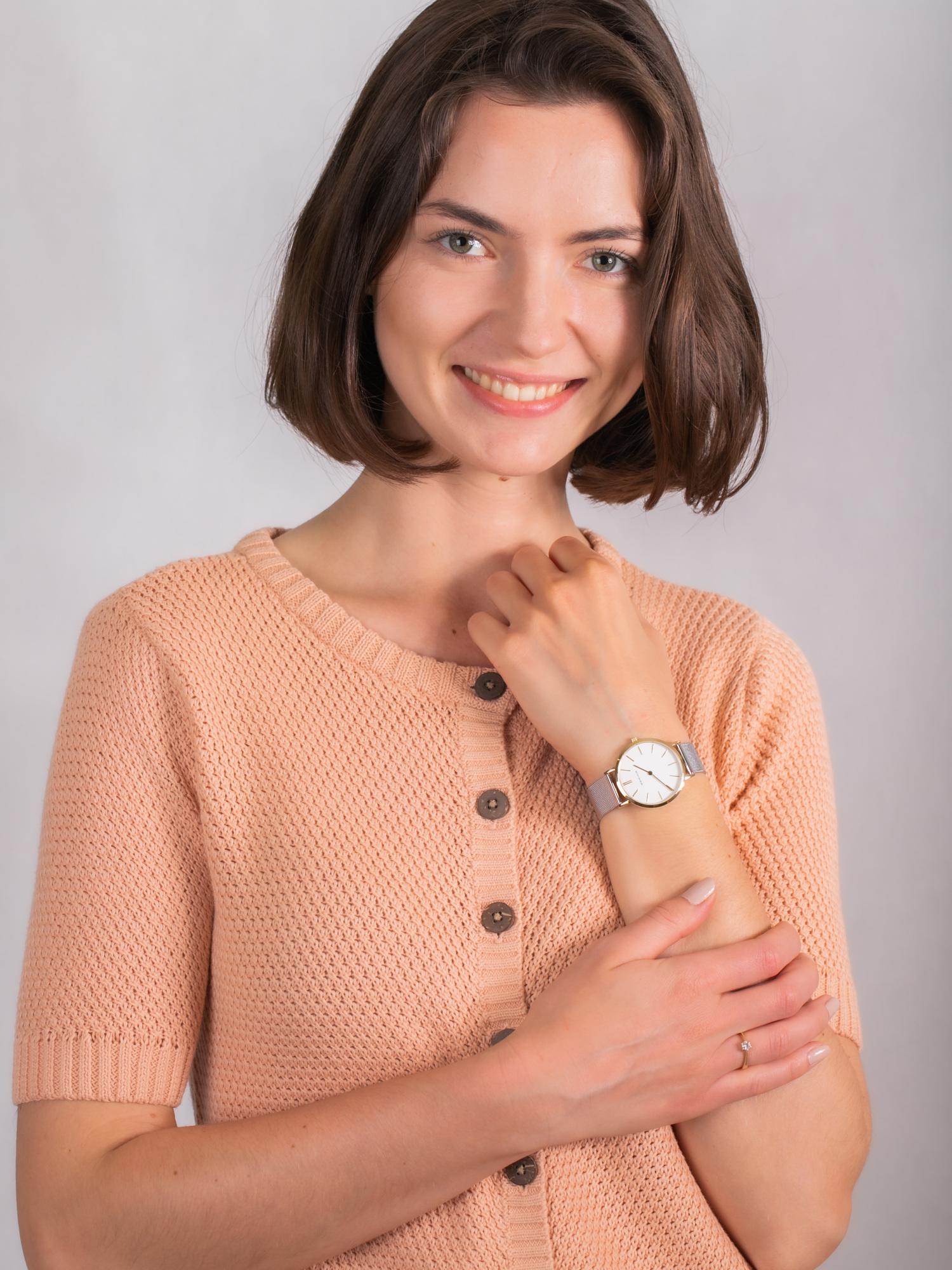 Bering 14134-014 zegarek damski Classic