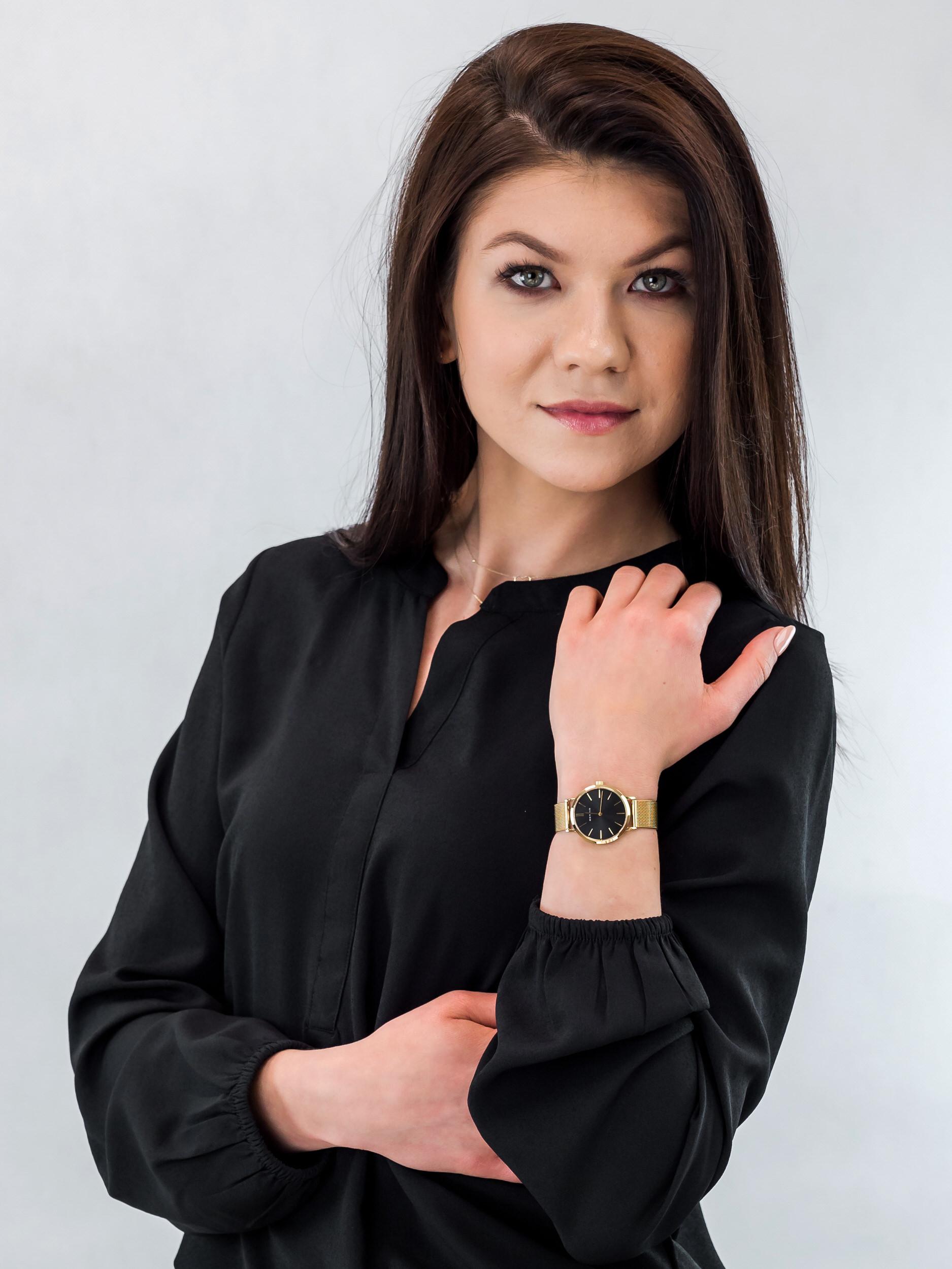 Bering 14134-332 zegarek damski Classic