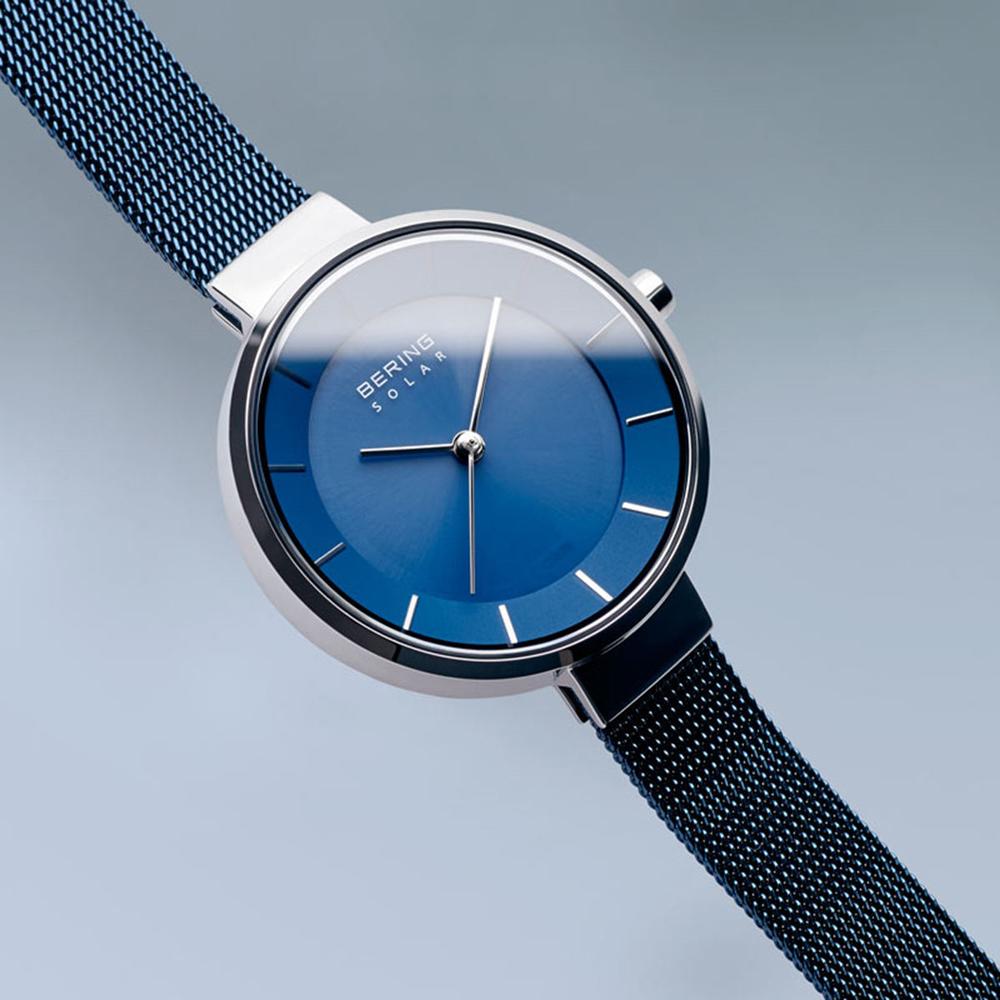 Bering 14631-307 damski zegarek Solar bransoleta