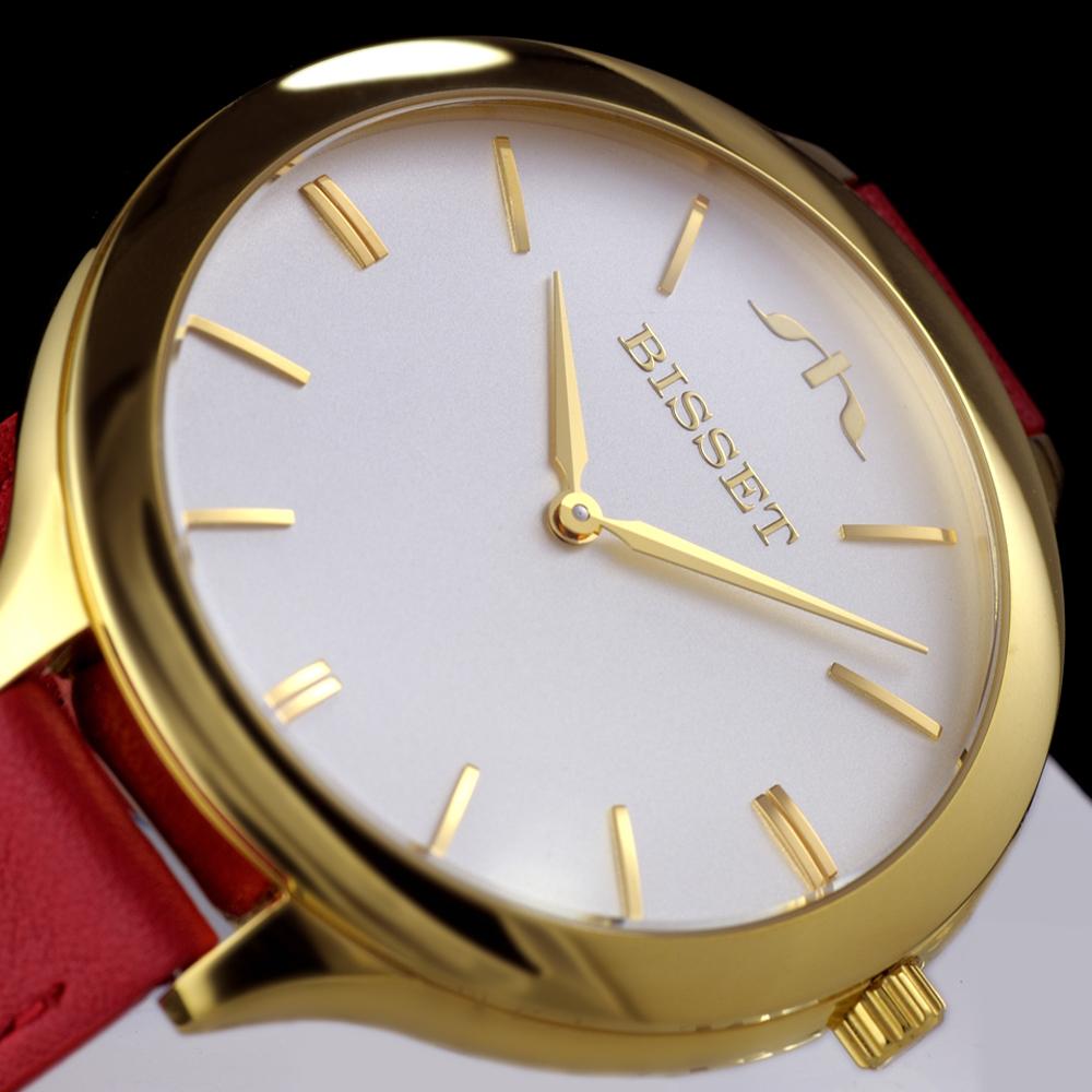 Bisset BSAE20GISX03BX zegarek klasyczny Klasyczne