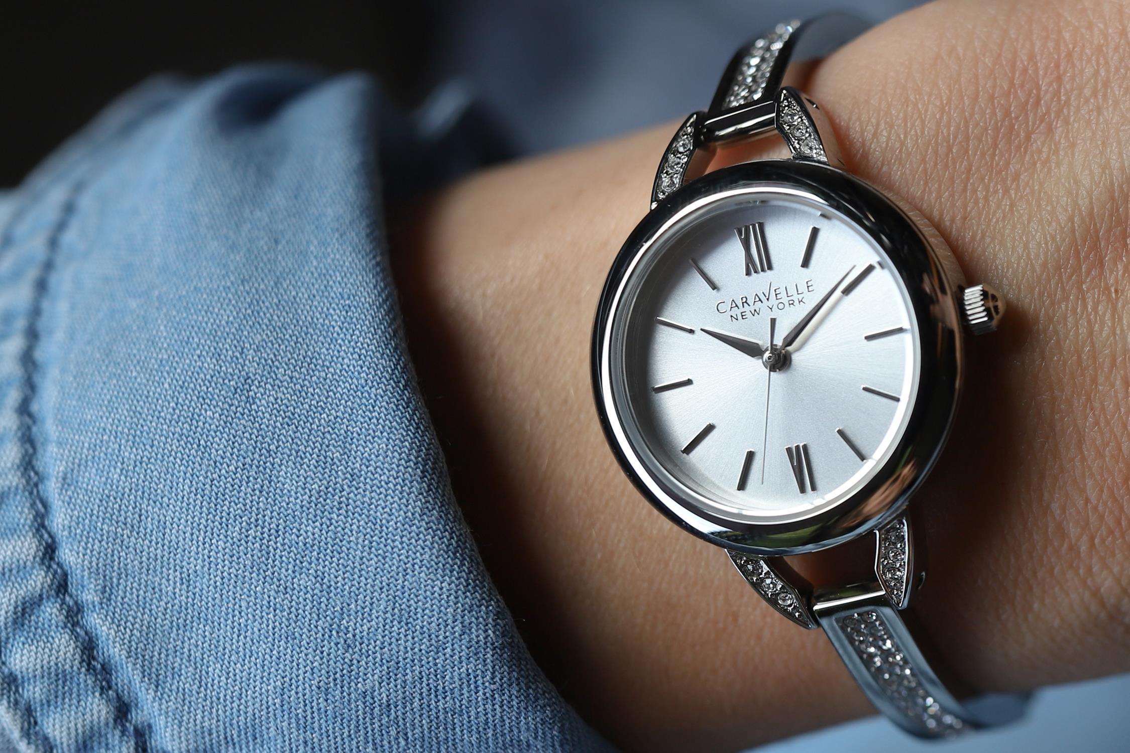 Caravelle 43L200 zegarek fashion/modowy Bransoleta