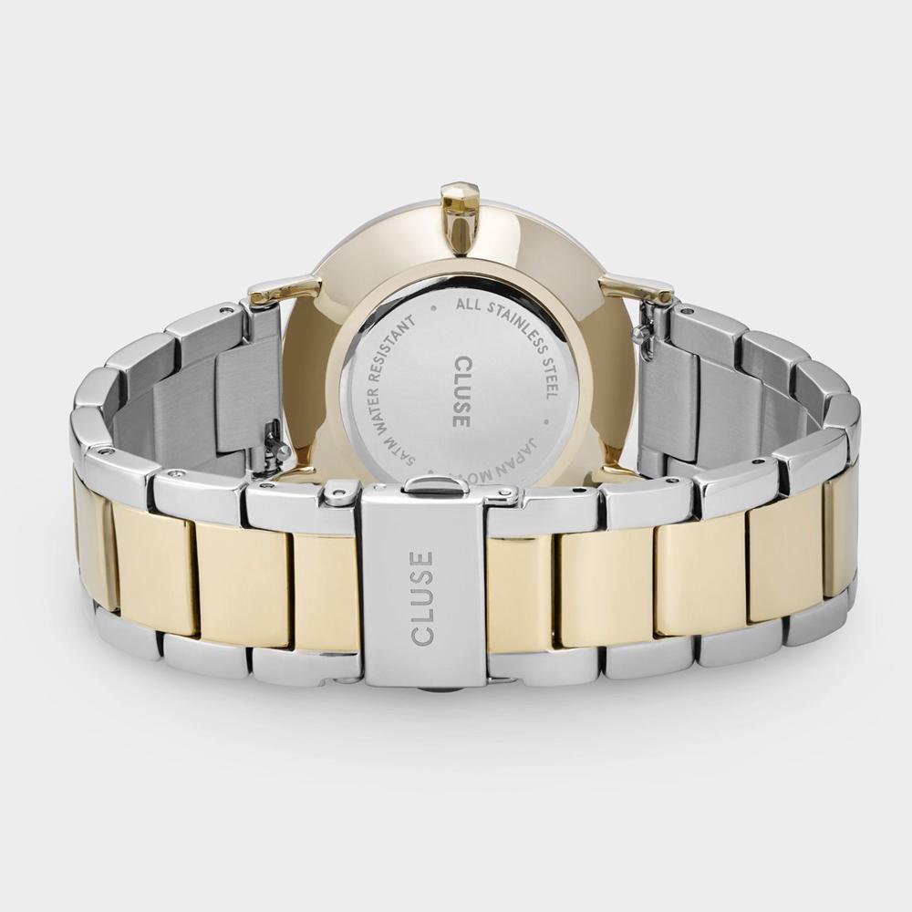Cluse CW0101203028 damski zegarek Minuit bransoleta