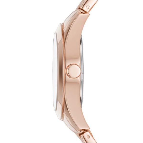 DKNY NY2874 zegarek różowe złoto klasyczny Bransoleta bransoleta