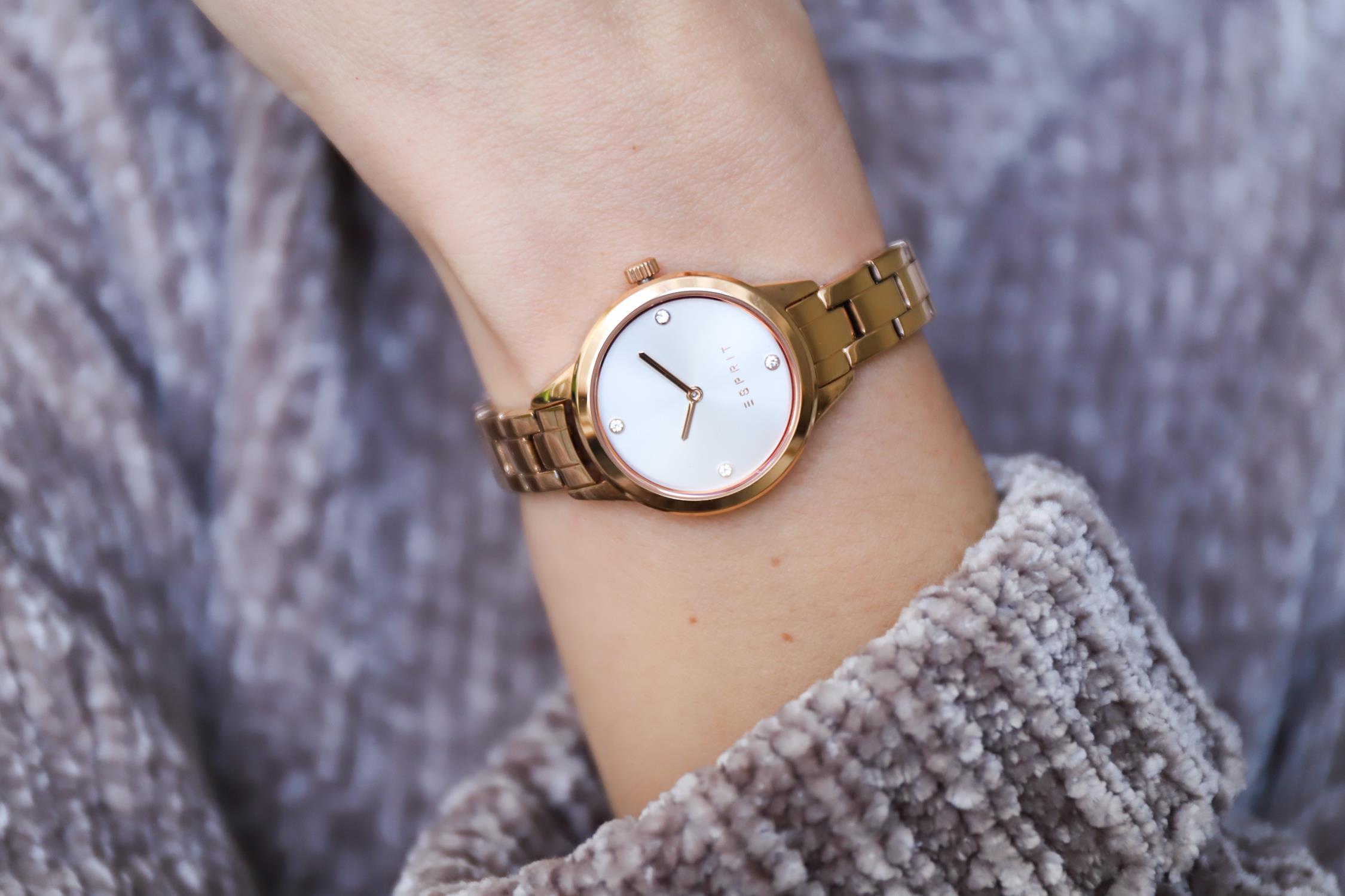 Esprit ES108992002 zegarek damski Damskie