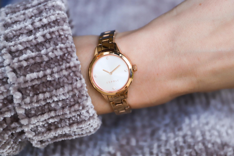 Esprit ES108992002 zegarek fashion/modowy Damskie