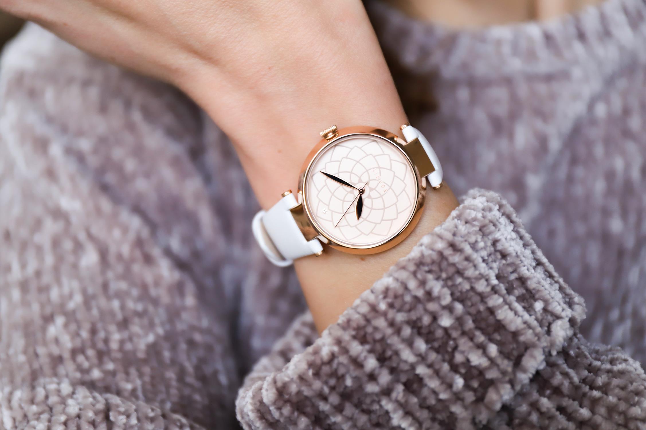 Esprit ES109032005 zegarek klasyczny Damskie