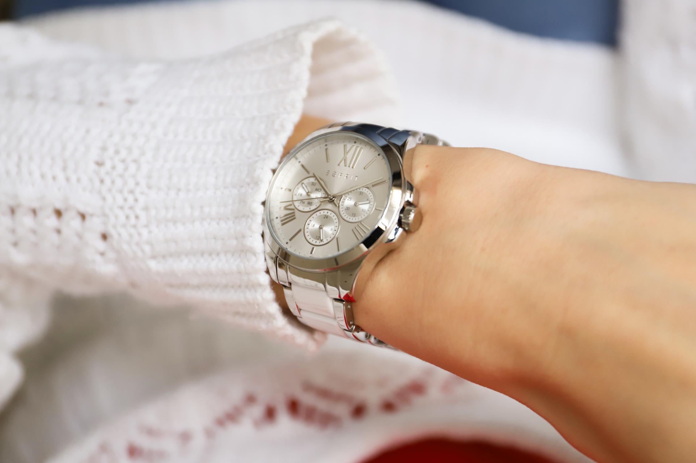 Esprit ES109222001 damski zegarek Damskie bransoleta