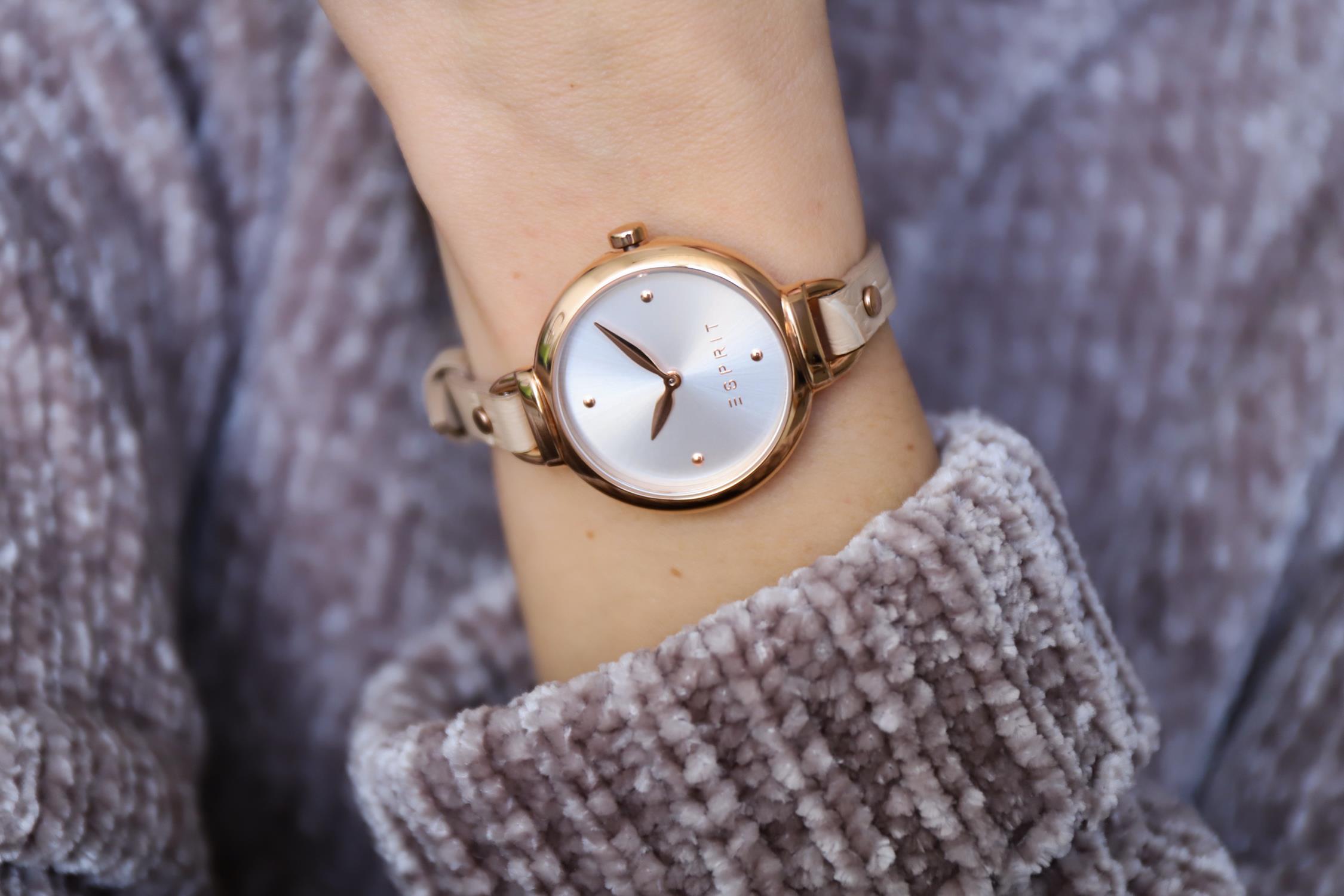 Esprit ES109522002 zegarek damski Damskie