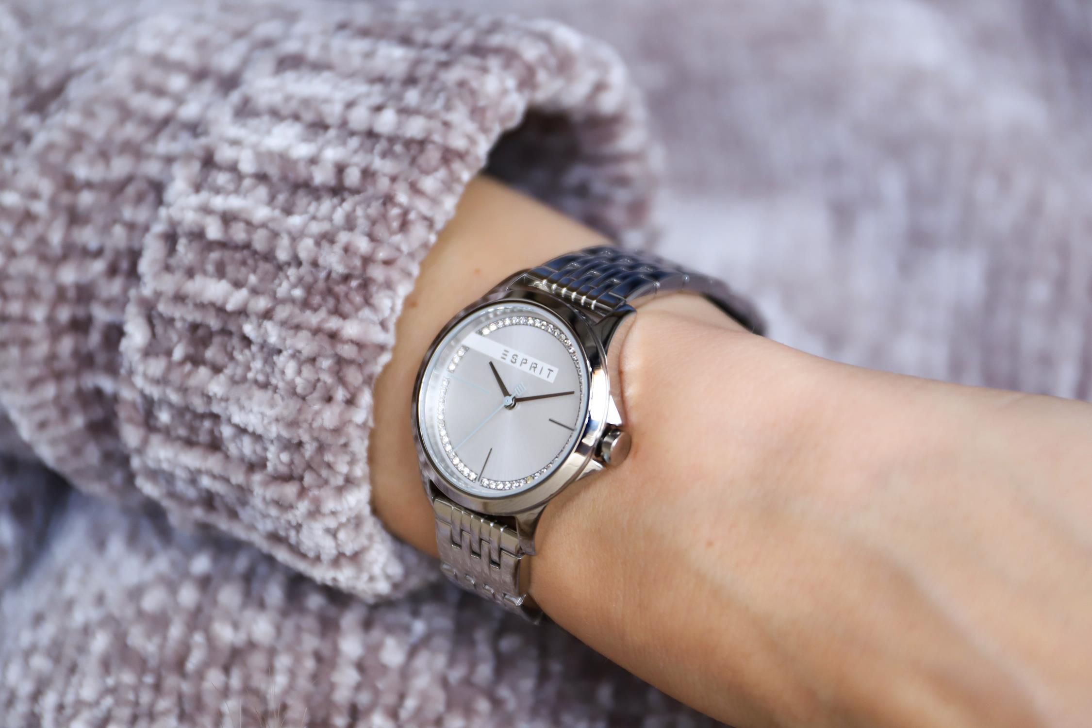 Esprit ES1L028M0055 zegarek klasyczny Damskie