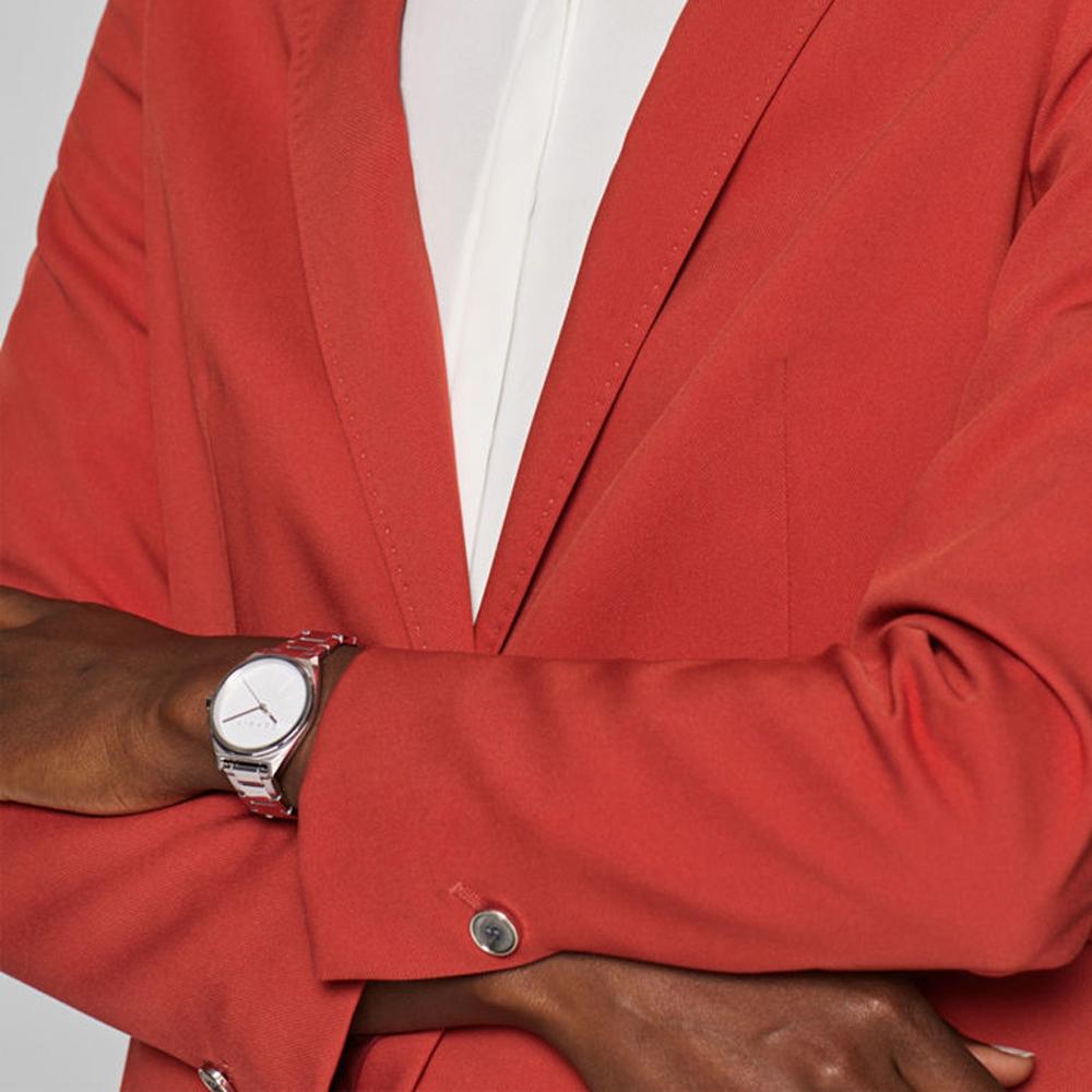 zegarek Esprit ES1L056M0045 srebrny Damskie