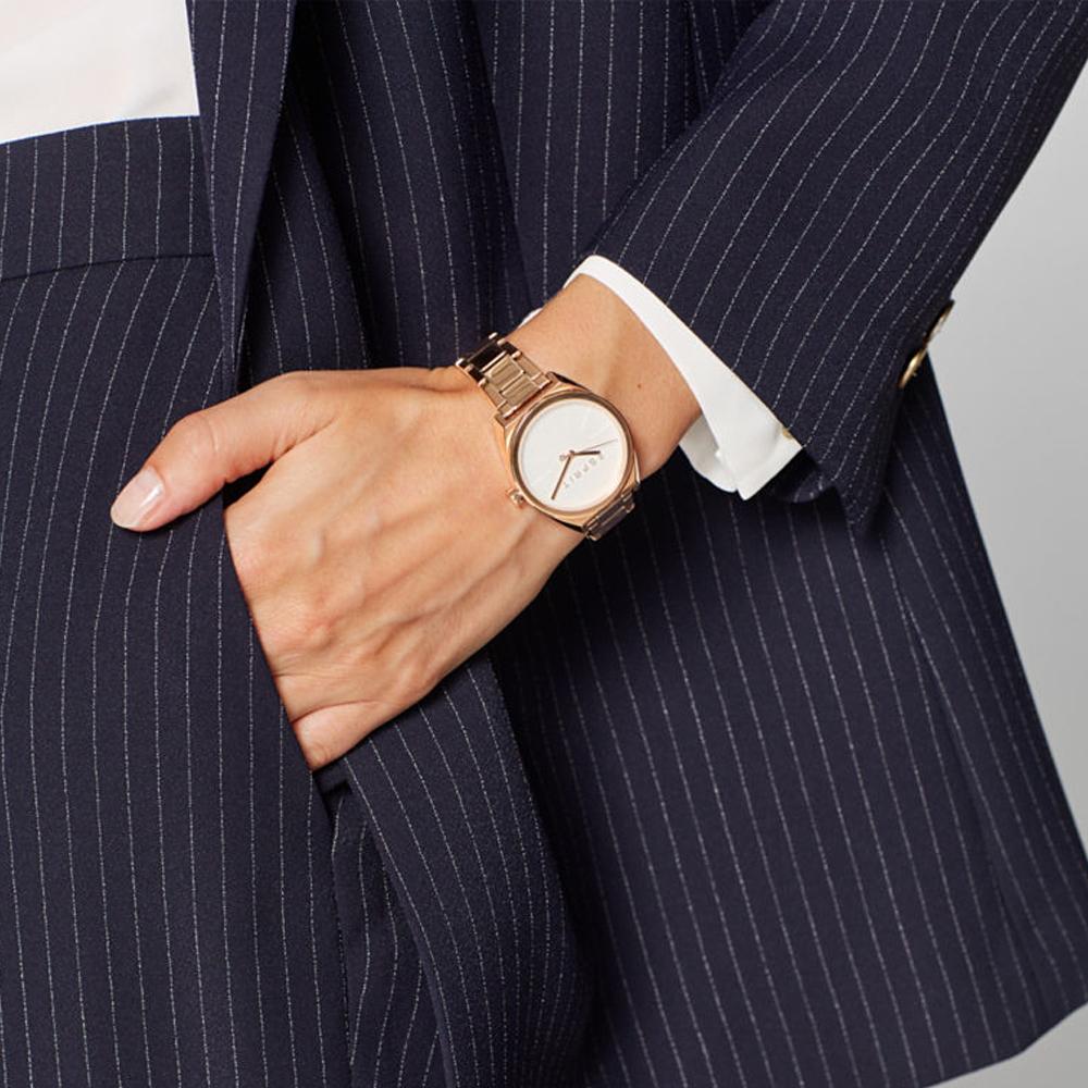 Esprit ES1L056M0065 zegarek klasyczny Damskie